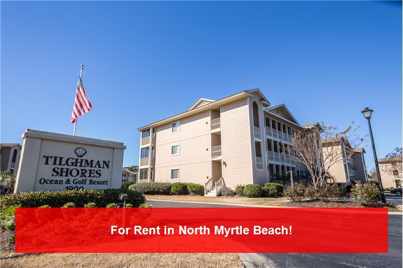 For Rent North Myrtle Beach Sc